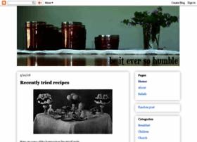 be-it-ever-so-humble.blogspot.com