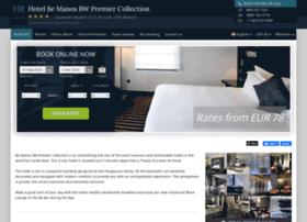 be-manos-hotel-brussels.h-rez.com
