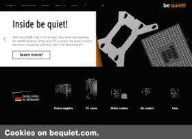 be-quiet.de