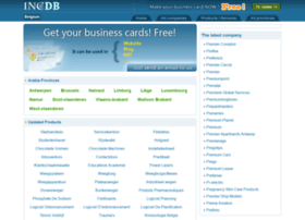 be.inc-db.com