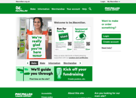 be.macmillan.org.uk