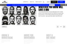 be.movember.com