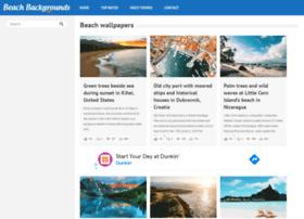 beach-backgrounds.com