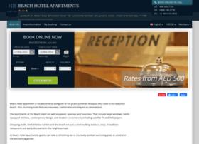 beach-hotel-aparts-dubai.h-rez.com