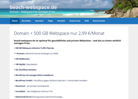 beach-webspace.de