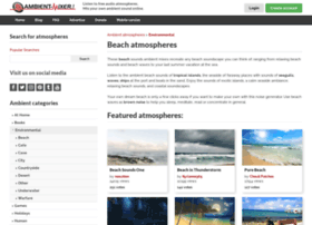 beach.ambient-mixer.com