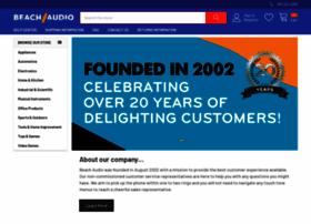 beachaudio.com