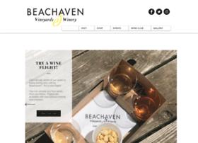 beachavenwinery.com