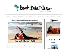 beachbabefitness.com