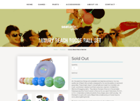 beachbocceball.com