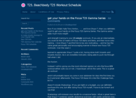 beachbodyt25schedule.com