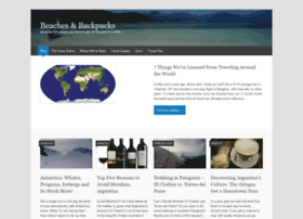 beachesandbackpacks.com