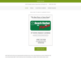 beachharborpizza.com