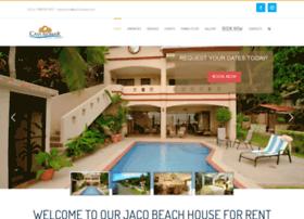 beachhousejaco.com
