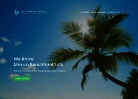 beachlotsmexico.com