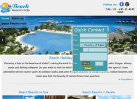 beachresortsindia.com