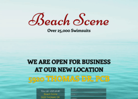 beachscenepcb.com