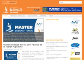 beachtennis.tenisargentino.com.ar