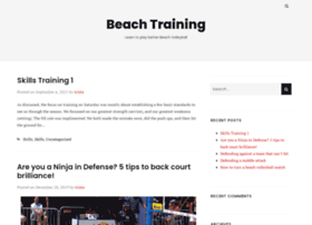 beachtraining.com