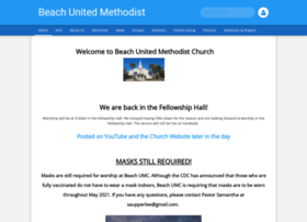 beachunitedmethodist.org