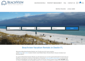 beachviewvacationrentals.com