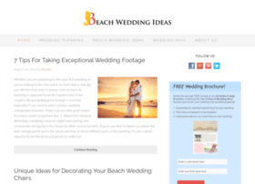 beachweddingideas.net