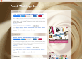 beachweddingsideas.blogspot.com