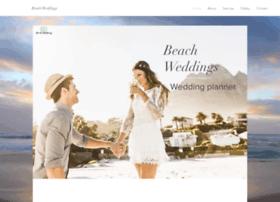 beachweddingsplanner.com