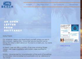 beachyogaandwellness.com