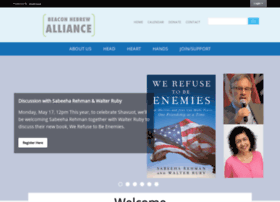 beaconhebrewalliance.org