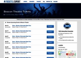 beacontheatre.tickets.expert