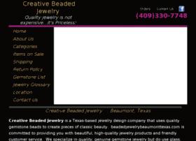 beadedjewelrybeaumonttexas.com