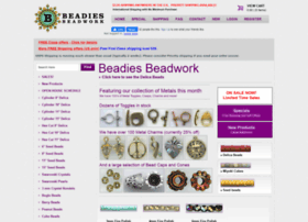beadiesbeadwork.com