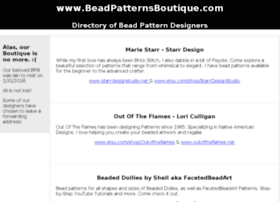 beadpatternsboutique.com