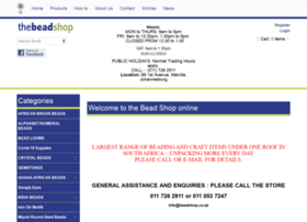 beadshop.co.za