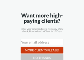 beafreelancewriter.com