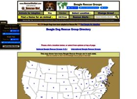 beagle.rescueshelter.com