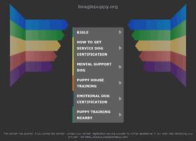 beaglepuppy.org