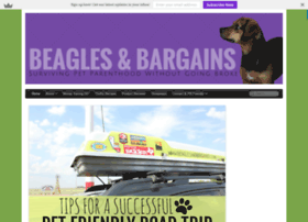 beaglesandbargains.com