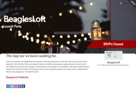 beaglesloftlaunchparty.splashthat.com
