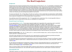 bealconjecture.com