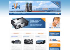 beamer-verleih-muenchen.com
