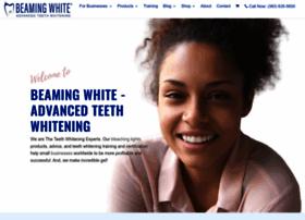 beamingwhite.com