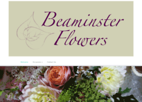 beaminsterflowers.com