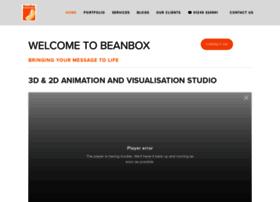 Beanboxanimation.co.uk