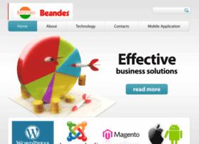 beandesinfotech.com