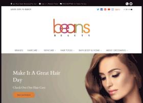 beansbeauty.com
