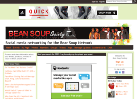 beansoupsociety.com