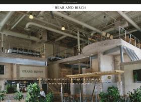 bearandbirch.com