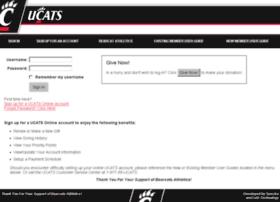 bearcats.donornetpac.com